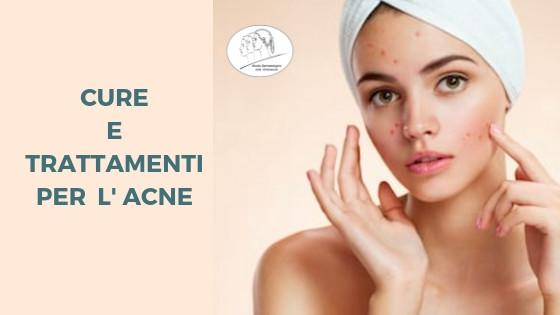 dermatologo cura acne parma