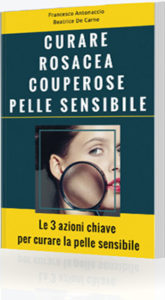 ebook curare rosacea couperose e pelle sensibile
