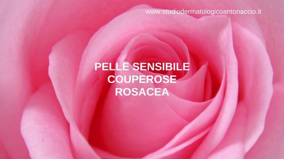 dermatologo rosacea parma