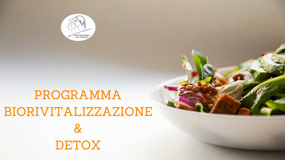 programma biorivitalizzazione detox parma